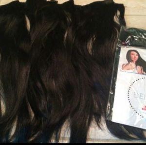 Bellami 100% human hair extensions